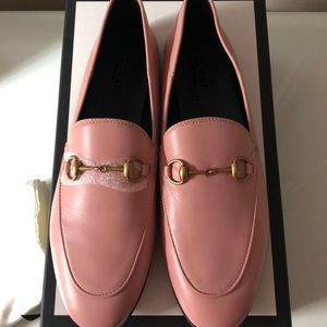 f236ab7a1 Gucci Shoes | Classic Loafers Light Pink Sz 395 | Poshmark